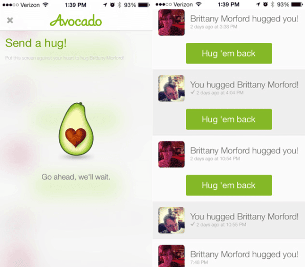 Apps for Couples with Trust Issues - Avocado