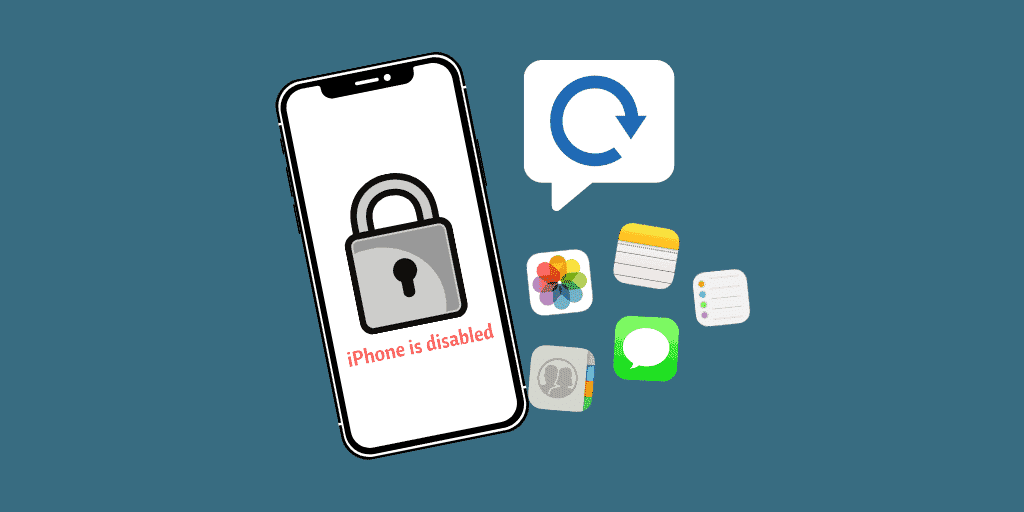 How to Backup Locked iPhone