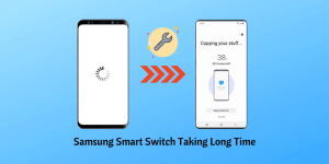 Samsung Smart Switch Taking Long Time