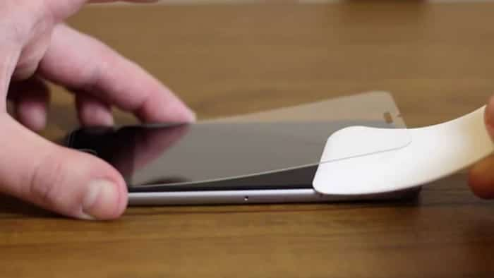 How to Unlock iPhone with Unresponsive Screen by Clean up screen