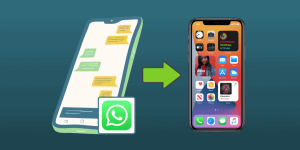 Transfer WhatsApp Messages to iPhone 12