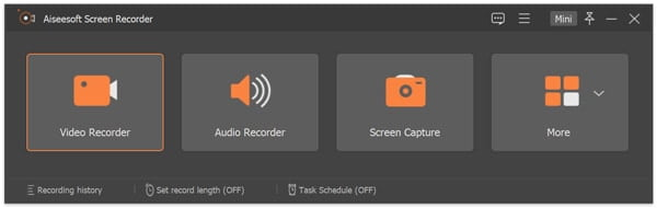 Aiseesoft Screen Recorder for Windows