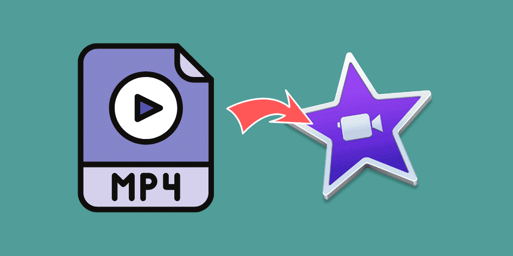 Import MP4 into iMovie