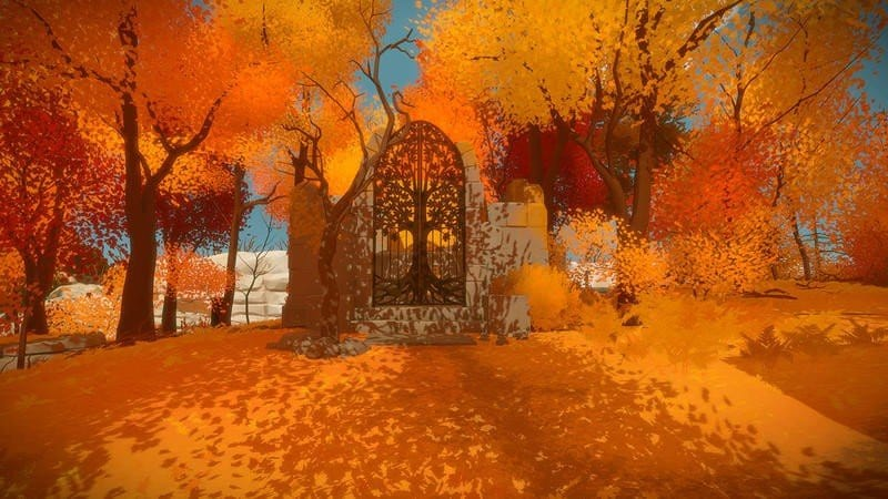 Xbox One Puzzle Games - The Witness