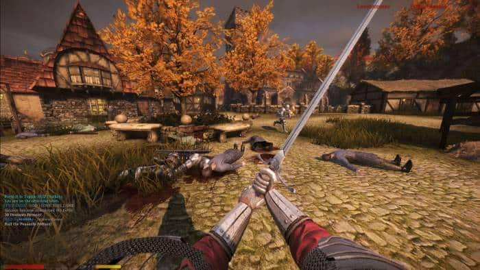 Games Like For Honor - Chivalry: Medieval Warfare