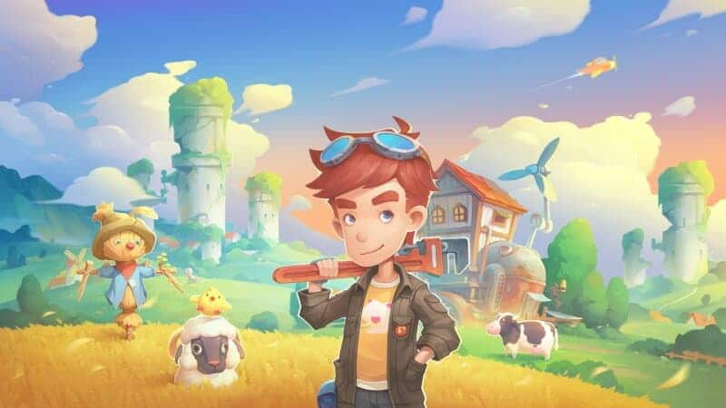 Girls Games for Xbox One - My Time At Portia