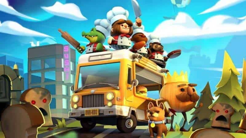 Girls Games for Xbox One - Overcooked 2