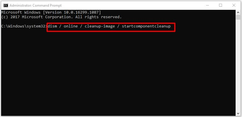 Clear the cache of the Windows Store to fix 0x80240439 error