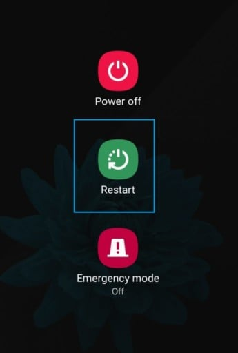 Restart device to fix SIM not provisioned for voice error